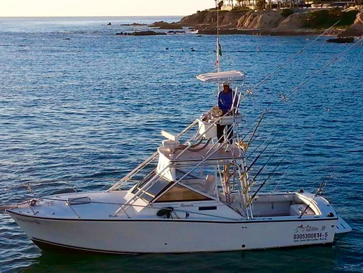 Fishing charters in cabo san lucas cabo san lucas for Cabo san lucas fishing charters
